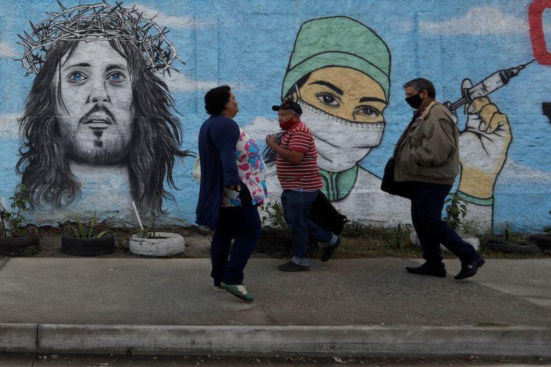 巴西新增712人染疫不治 累計病故58萬6558例