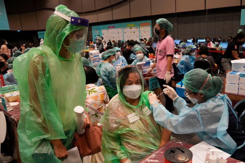 泰國擬購買2億劑疫苗 明年供民眾第三劑補強