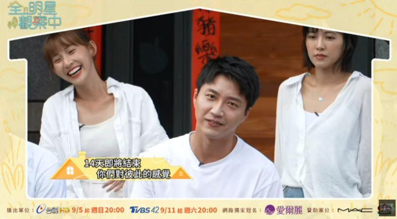 ▲江宏傑(中)為新節目接受媒體訪問。(圖/全明星觀察中YouTube)