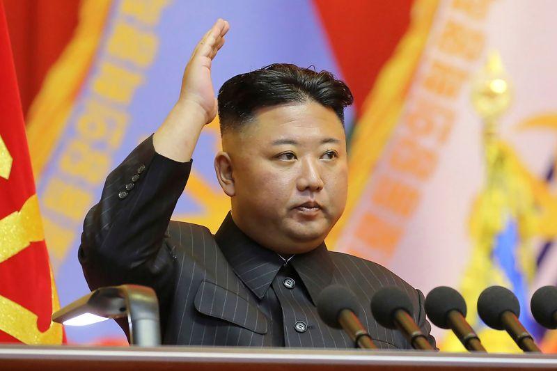 ▲北韓領導人金正恩被質疑私下偷看韓劇。(圖/美聯社/達志影像)