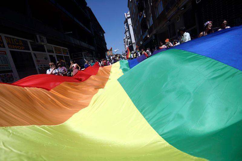 ▲中國LGBT社群不斷面臨打壓。示意圖。(圖/美聯社/達志影像)