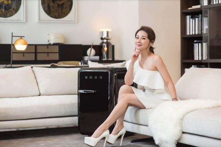 ▲時尚室內設計節目《設計家TV》主持人周明璟。(圖/資料照片)