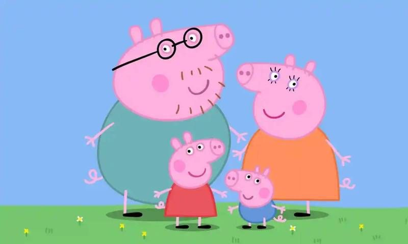政府宣導豬瘟防疫 兒童妙語:「生病的豬會變佩佩豬!」