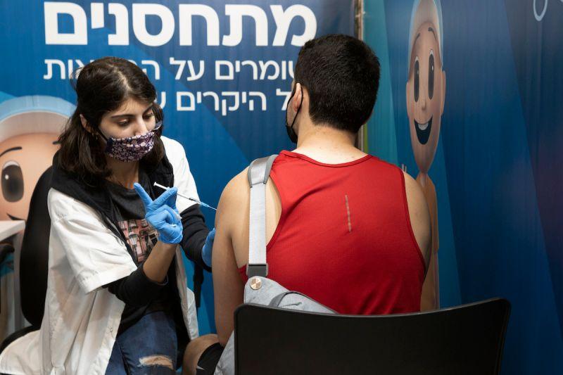 以色列單日確診創新高 重開學前Delta病例激增