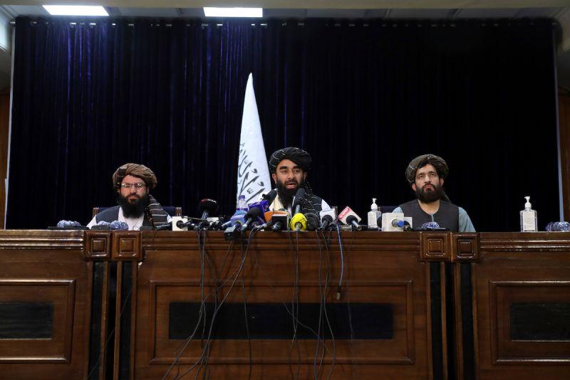 美國前腳剛走 俄媒曝:塔利班9/3宣布建立新政府