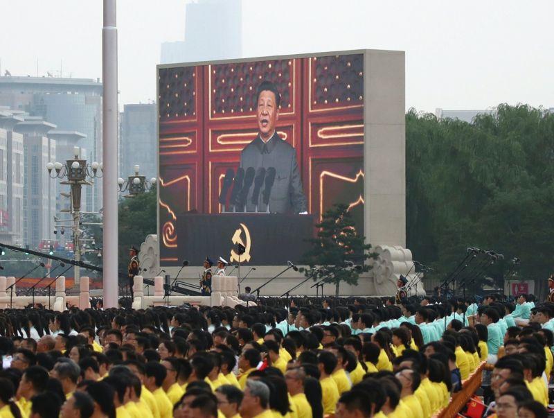 ▲中國領導人習近平近來動作頻頻,讓許多人想起始於1966年、為期10年的文化大革命。(圖/美聯社/達志影像)