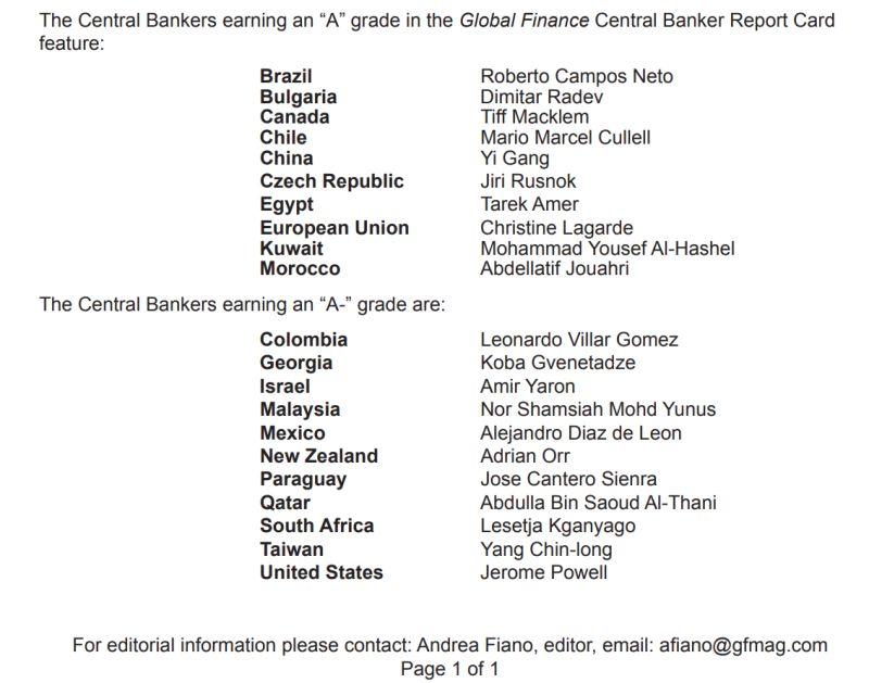 ▲《環球金融雜誌》(Global