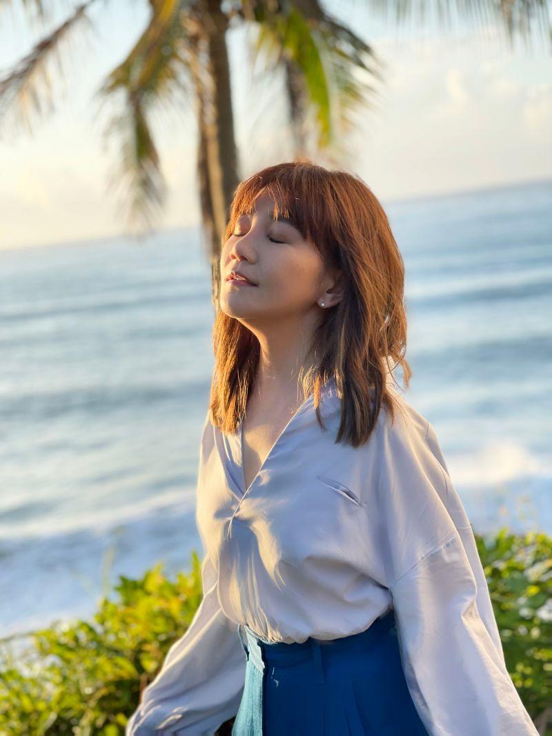▲梁靜茹推出新歌《今天,半永久》MV。(圖/Vocalist