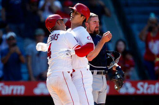 MLB/大谷開轟好友被釋出 天使頓失先發游擊手