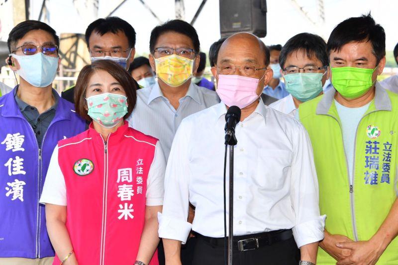 在野黨呼籲機師檢疫隔離14天 蘇貞昌:最嚴格規格防疫