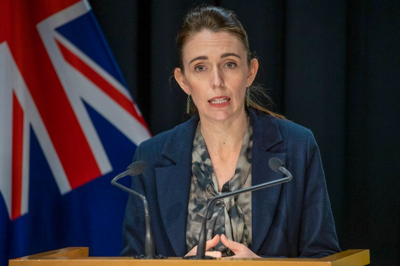 ▲紐西蘭總理阿爾登4日矢言,本月內將完成新的反恐法規立法工作。(圖/美聯社/達志影像)