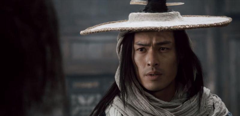▲楊祐寧稱能夠飾演喬峰是夢想成真。(圖/myVideo提供)