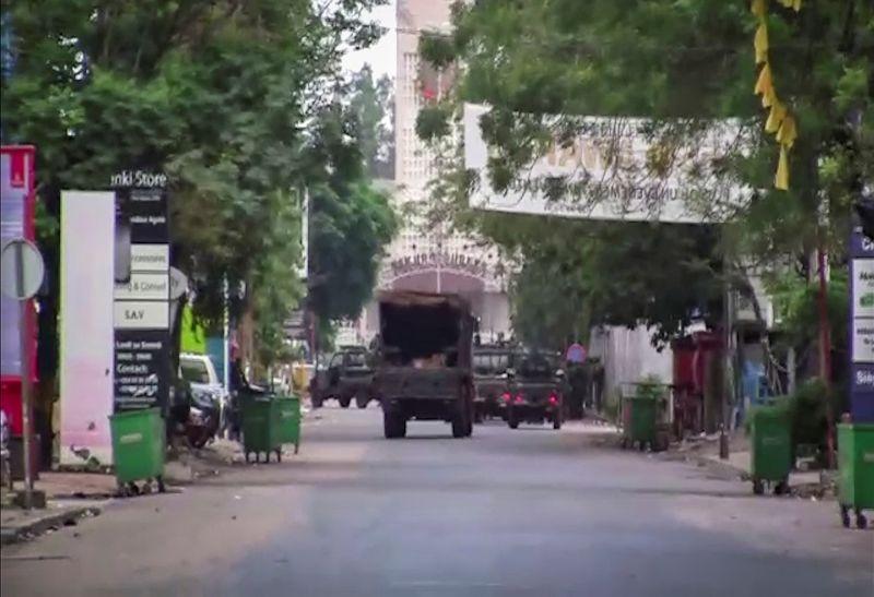 ▲西非國家幾內亞共和國遭逢政變。(圖/美聯社/達志影像)