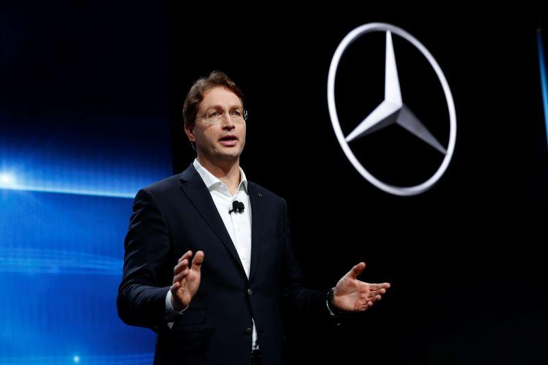 ▲德國汽車大廠戴姆勒的執行長表示,晶片荒的結構性問題,很可能會持續至2023年。資料照。(圖/美聯社/達志影像)