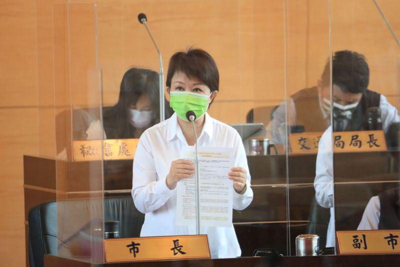 ▲中秋活動的規範指引尚未公布,市長盧秀燕表示,中央還在觀察,待中央疫情指揮中心明確指引(圖/柳榮俊攝2021.9.6)