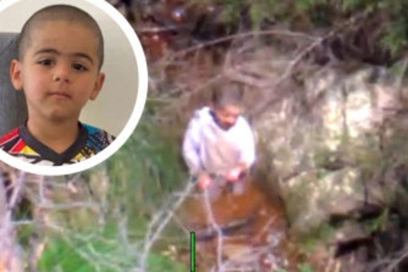 澳洲3歲自閉童迷失荒野3天 喝髒水奇蹟存活