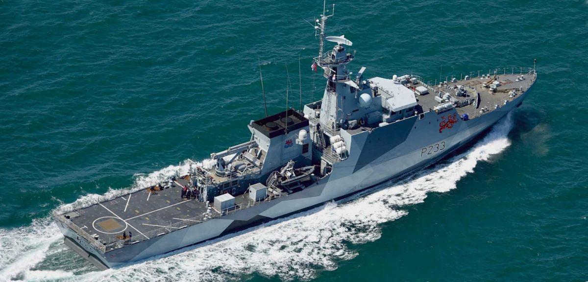 ▲英國皇家海軍近期積極部署印太區域,是政府「全球化英國」政策有力象徵。(圖/翻攝自Navy Outlook)