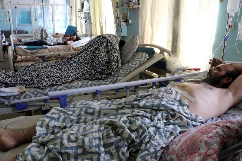 西方捐款進不來 WHO:阿富汗上千醫療院所恐關閉