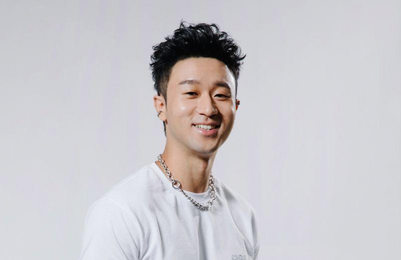 ▲Sam Lin透露來台原因。(圖/華納音樂提供)