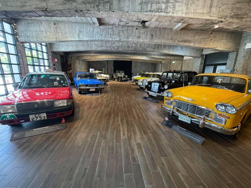 ▲宜蘭縣衛生局今(7)日表示,新北幼兒園確診者在5日時,曾與父母到過蘇澳計程車博物館。(圖/TAXI Museum 計程車博物館)