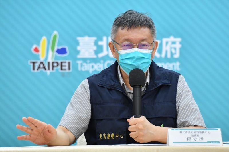 ▲民進黨副秘書長林鶴明點名漠視警形象被醜化? 柯反酸林是「權貴」。(圖/北市府提供)