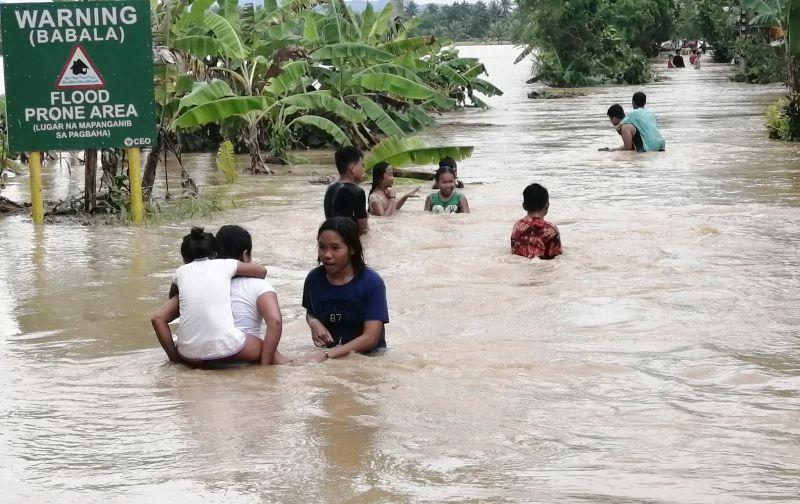 璨樹2天升級超級颱風 將襲菲律賓恐掀10公尺浪