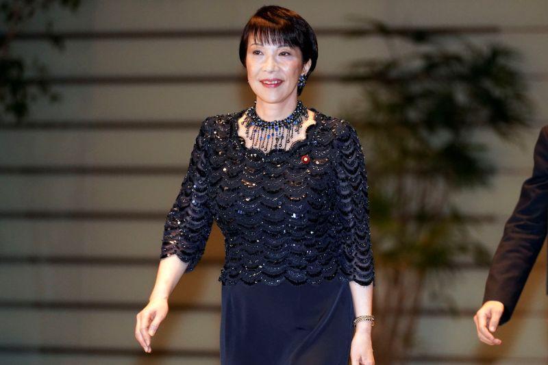 爭首相大位 高市早苗:蔡總統是所憧憬的女性