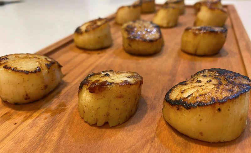 ▲原PO分享干貝的料理方式。(圖/翻攝自《Costco好市多