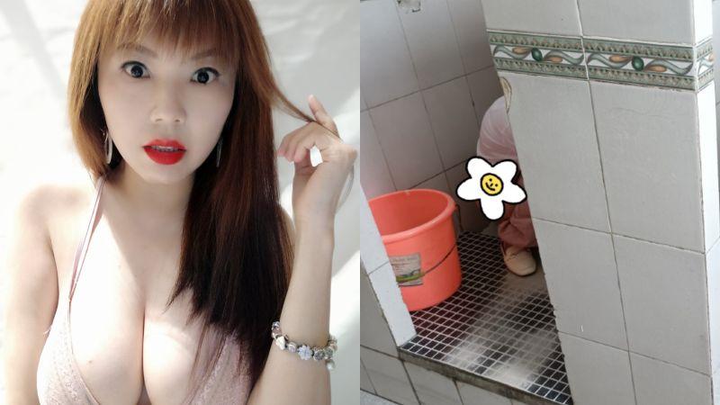 劉樂妍偷拍女子上廁所 公開照片被網友罵:沒腦子