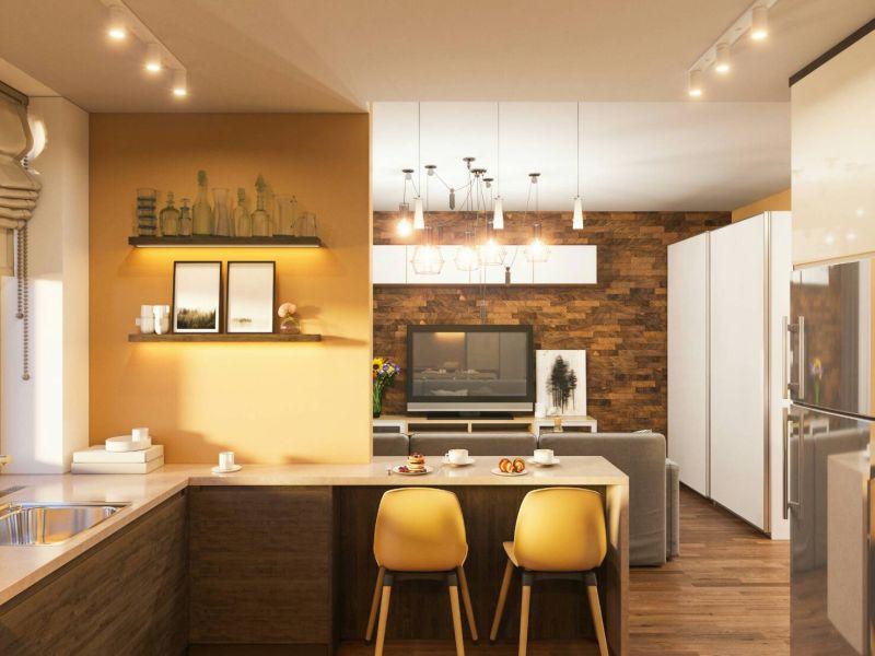 ▲室內照明應以使用空間與使用用途而定。(圖/信義居家提供)