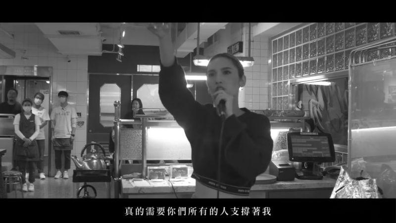 ▲楊丞琳公開去年巡迴演唱會的幕後花絮。(圖/楊丞琳IG)