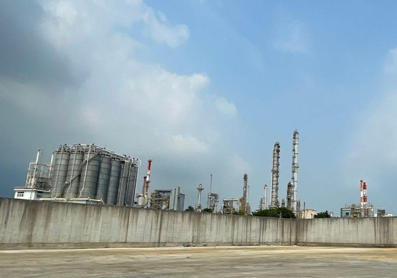 ▲台灣中油石化事業部推動多項減碳計畫,期與全球接軌減碳。(資料照/記者黃守作攝)