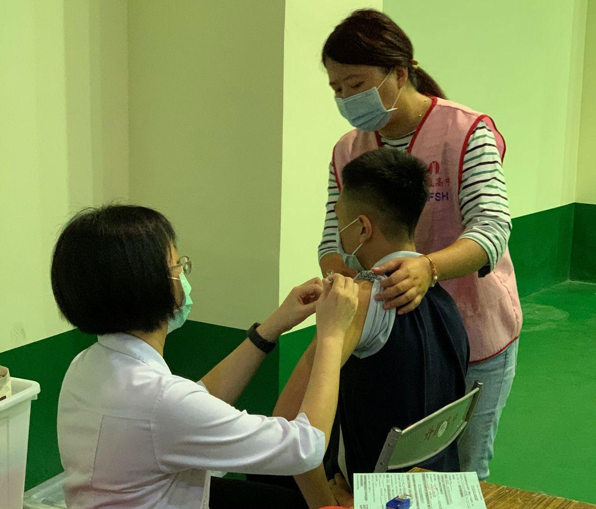 ▲指揮中心針對新北恩主公醫院疫苗錯打一事做出回應。示意圖,非當事者(圖/資料畫面)
