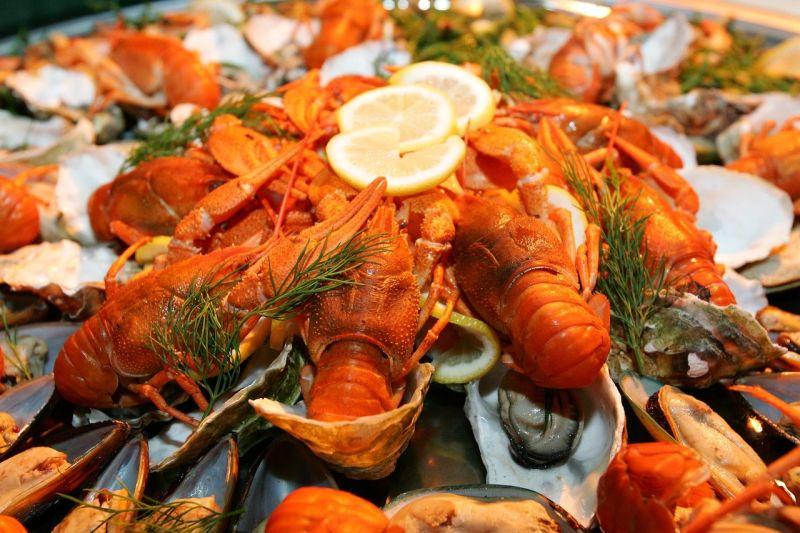 ▲網友品嘗過buffet的龍蝦後,便對其念念不忘。(示意圖/翻攝pixabay)