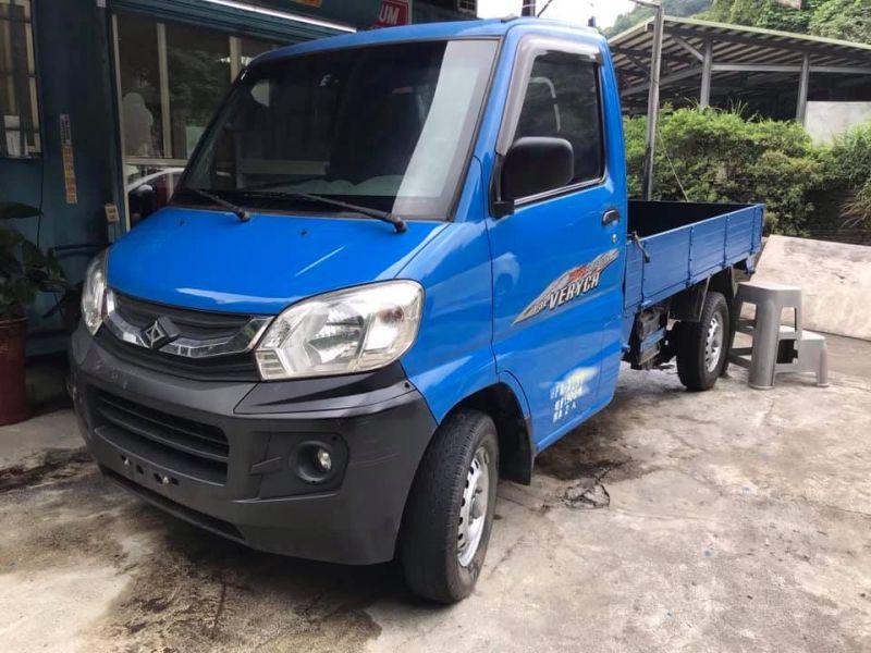 ▲藍色的車色是為台灣貨車車廠大宗色,藍色也比較耐髒。(示意圖/翻攝自