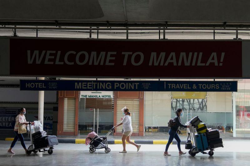 菲律賓試行新抗疫分級 馬尼拉16日起4級警戒