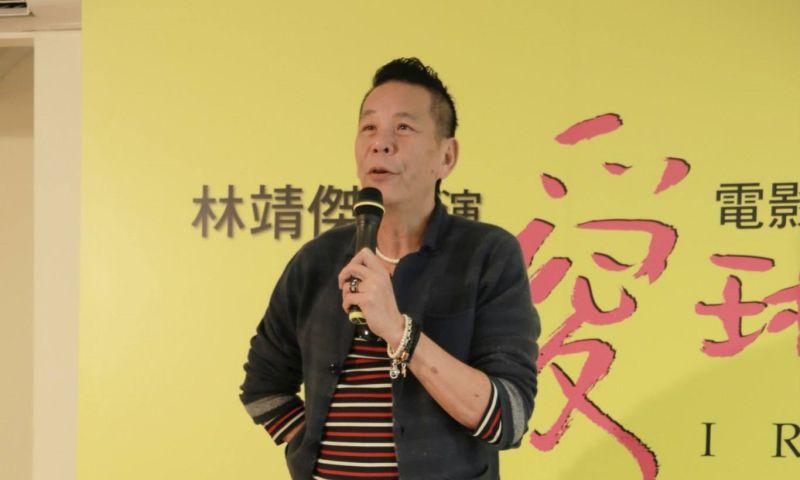 ▲龍劭華在遺作《美麗人生》飾演江湖騙子。(圖/翻攝龍劭華臉書)