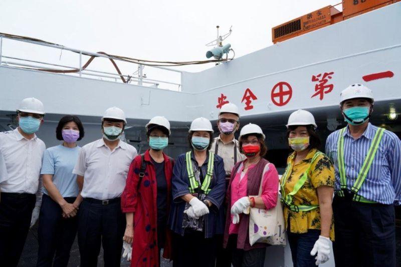 台灣遠洋漁業人權侵害事件頻傳 陳菊籲產官學共同努力