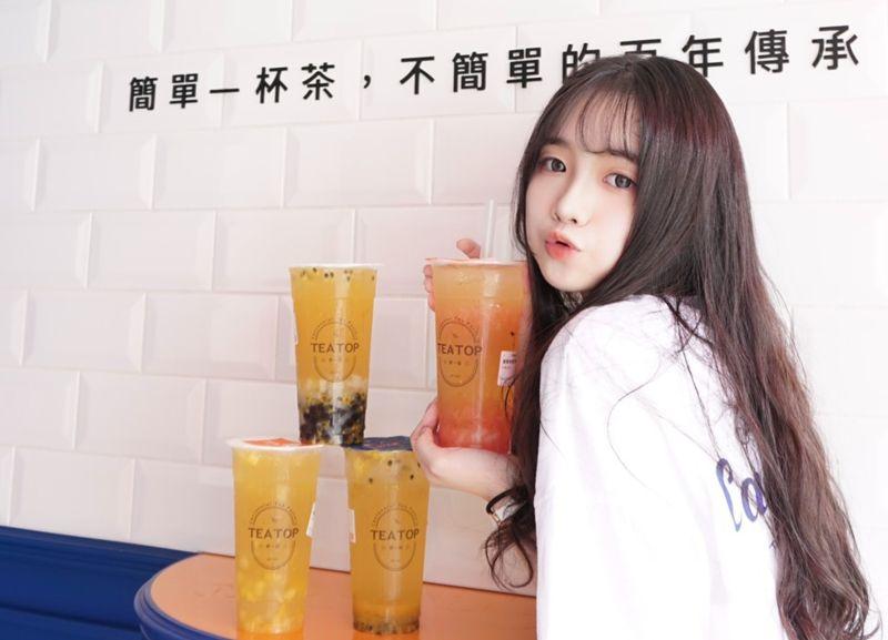 特企/TEA TOP第一味冠軍「茶王」再加碼「買茶送茶」