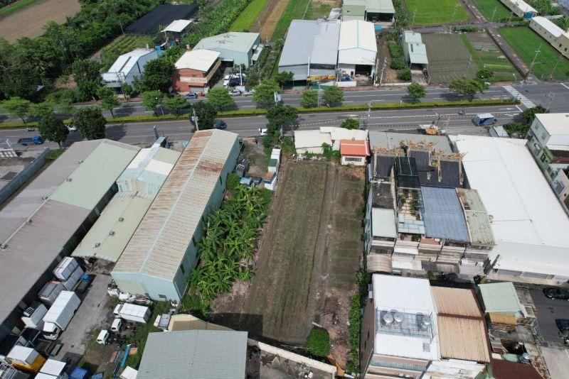 ▲大寮農地重劃區推出1筆土地,亦順利標脫。(圖/高市府地政局提供)