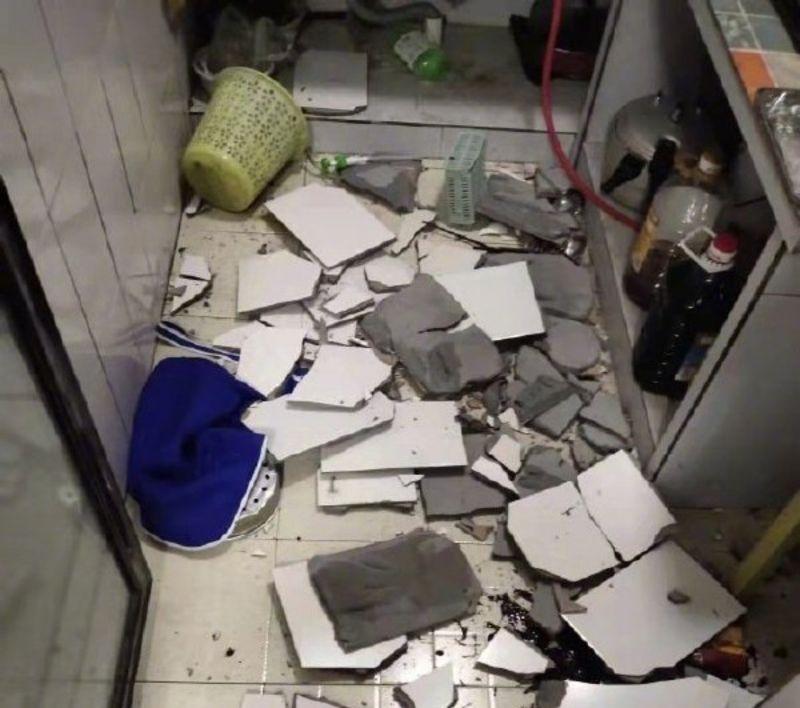 四川瀘縣規模6地震已2死!重慶成都有感 民眾夢中被搖醒