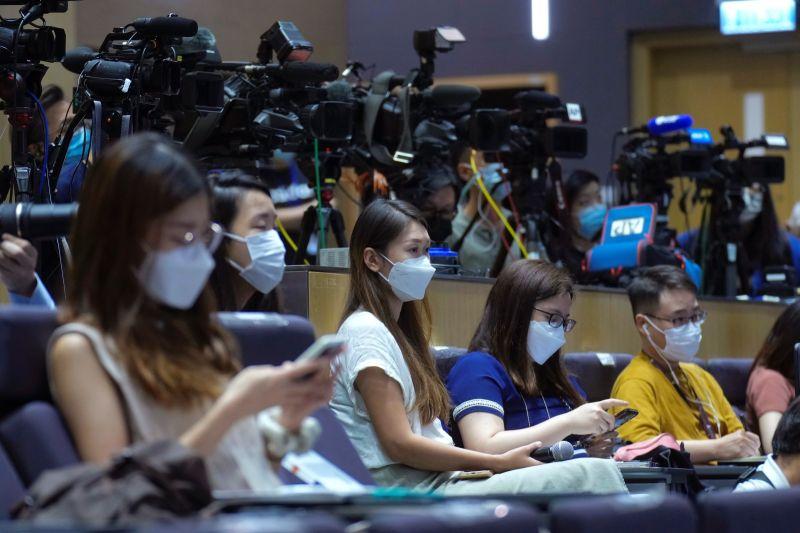 遭港府質疑收受外國勢力捐款   香港記者協會駁斥