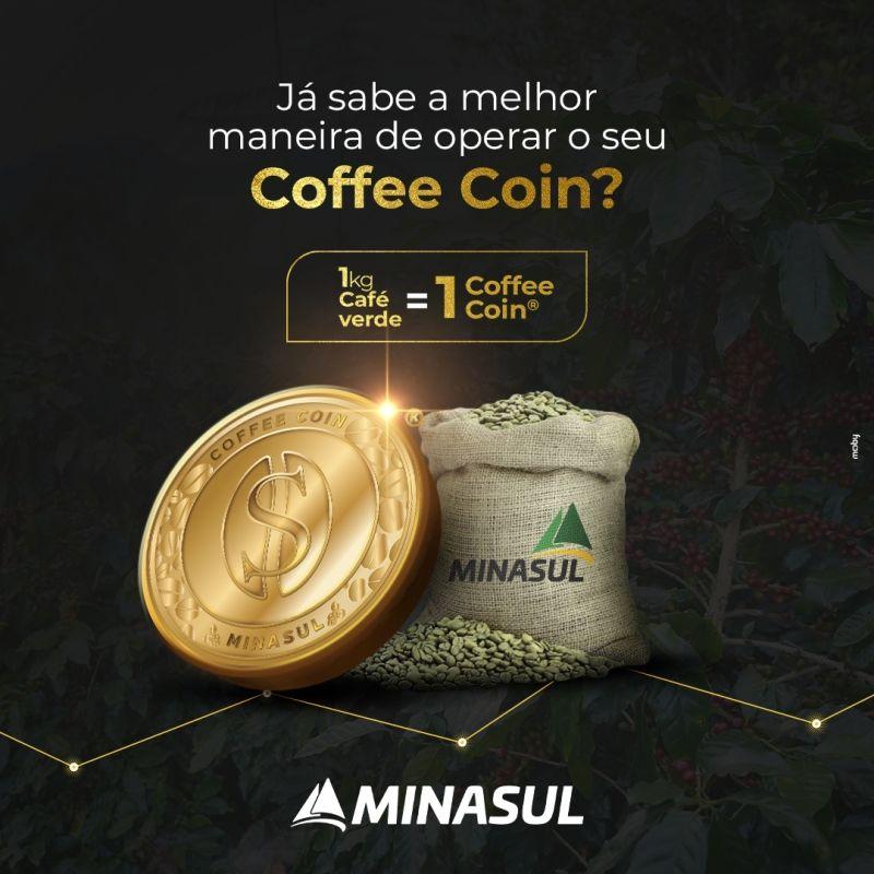 ▲因為咖啡幣有具體的落地應用以及實體支撐,因此能降低投資者風險。(圖/翻攝自coffeecoinbr