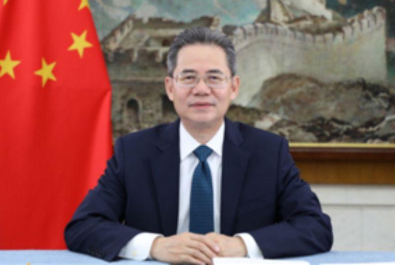 中國駐英大使被禁入國會 中方反應升級