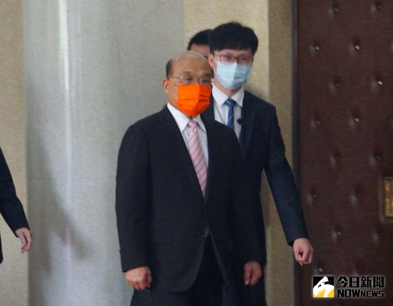 直播/蘇揆赴立院 報告新冠疫苗相關事宜