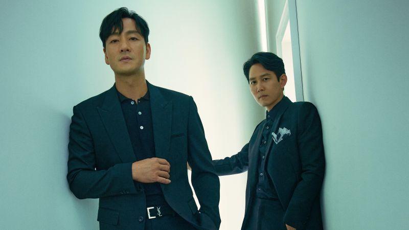 ▲李政宰(右)跟朴海秀不會被高額獎金矇騙。(圖/Netflix)