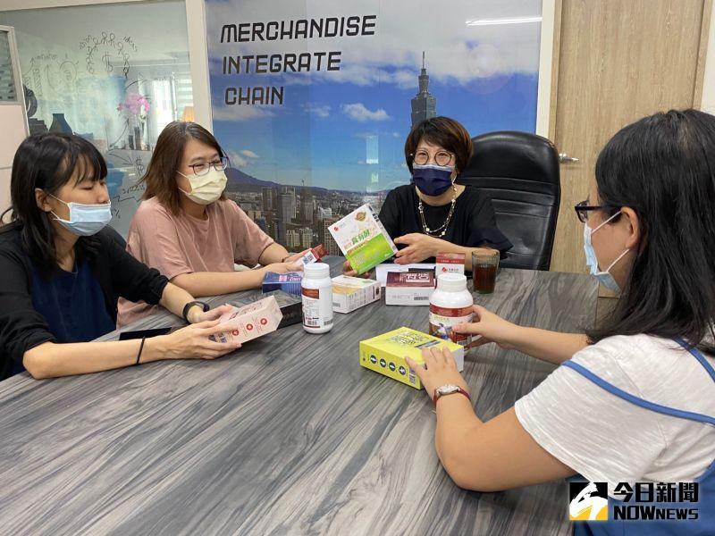 ▲黃麗玲經營永真初衷,是要讓國人有預防醫學的保健觀念。(圖/記者金武鳳攝,2021.9.17)