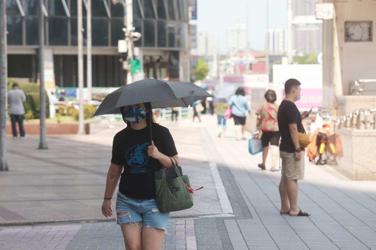 國慶日4縣市留意高溫!氣象局:颱風影響最快晚間發海警