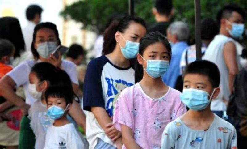 中國新增66例COVID-19 本土43例在福建
