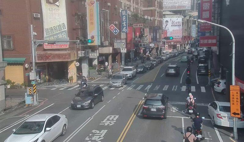 中秋連假人車多 南市府持續加強交通疏導